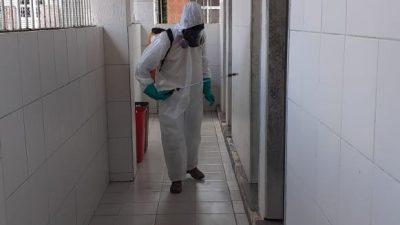 Moradores do Monte Recôncavo receberam diversas ações de saúde