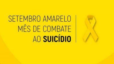 Setembro Amarelo: Secretaria da Saúde trabalha a prevenção do suicídio através do CAPS