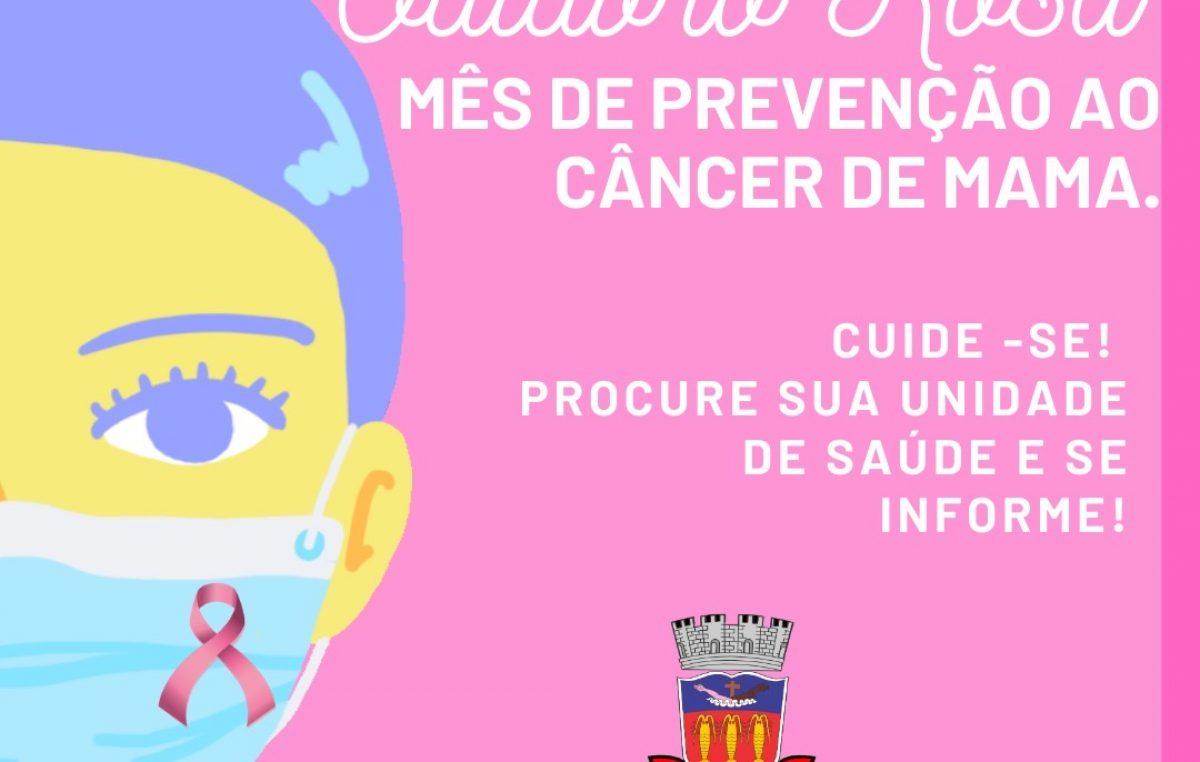Secretaria da Saúde reforça prevenção e diagnóstico precoce do câncer de mama durante o Outubro Rosa