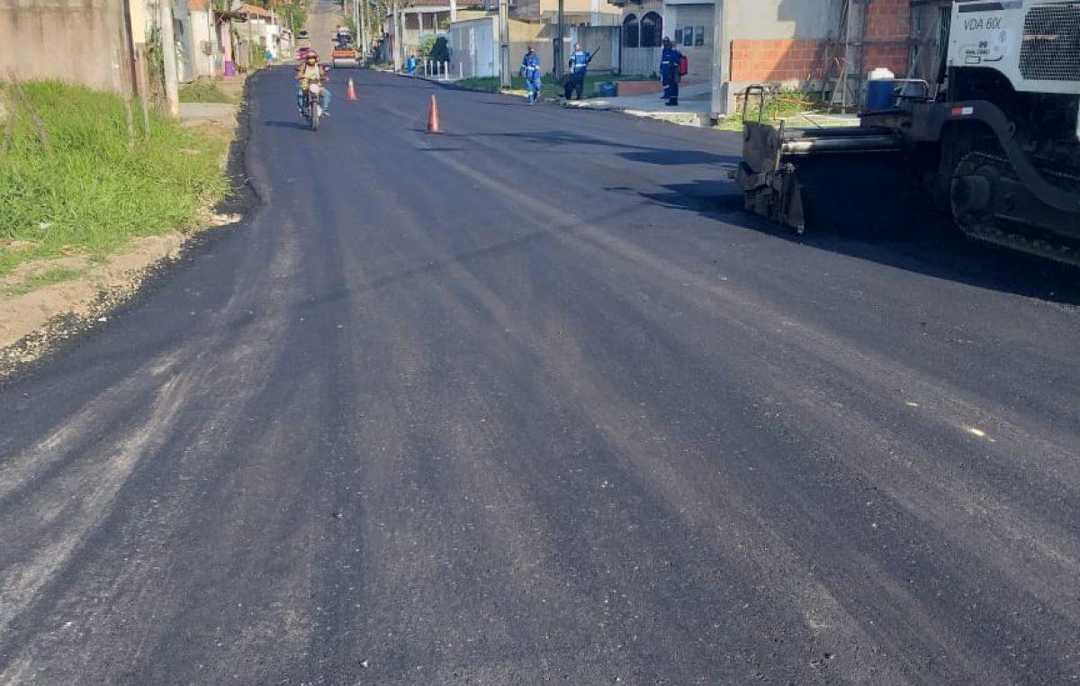 Prefeitura investe em obras de infraestrutura por toda cidade!