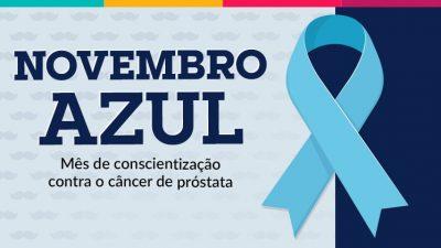 Novembro Azul: Saúde do Homem está no foco das ações de saúde, neste mês