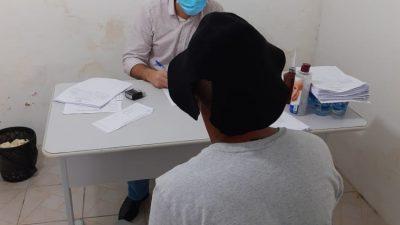 Mais uma etapa do Mutirão de Saúde do Homem aconteceu neste final de semana, na sede e Caípe