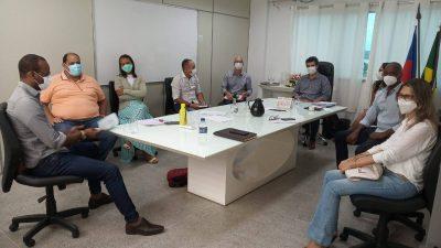 Comitê de Combate ao Coronavírus se reuniu para discutir ações de enfrentamento à COVID-19
