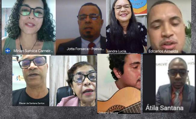 Academia de Letras e Arte empossa nova diretoria e comemora 10 anos de fundação