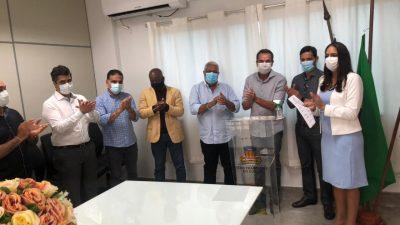 Obras da Policlínica Regional de Saúde de São Francisco do Conde serão retomadas