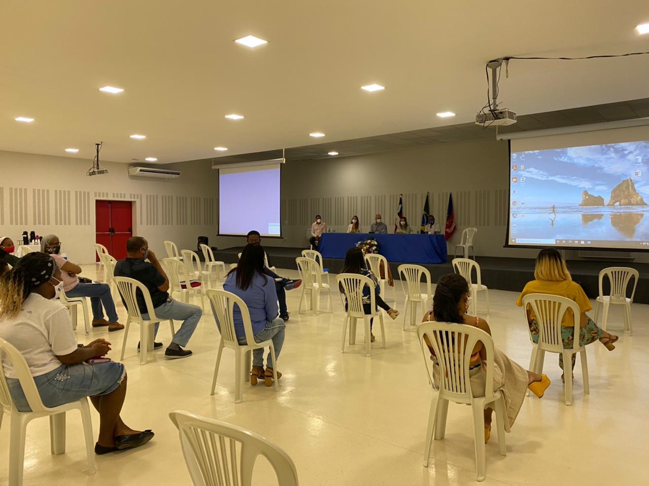 SEDUC promoveu Curso de Formação para o Conselho do FUNDEB para aprimorar os conhecimentos