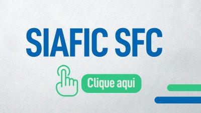 Prefeitura de São Francisco do Conde publicou SIAFIC
