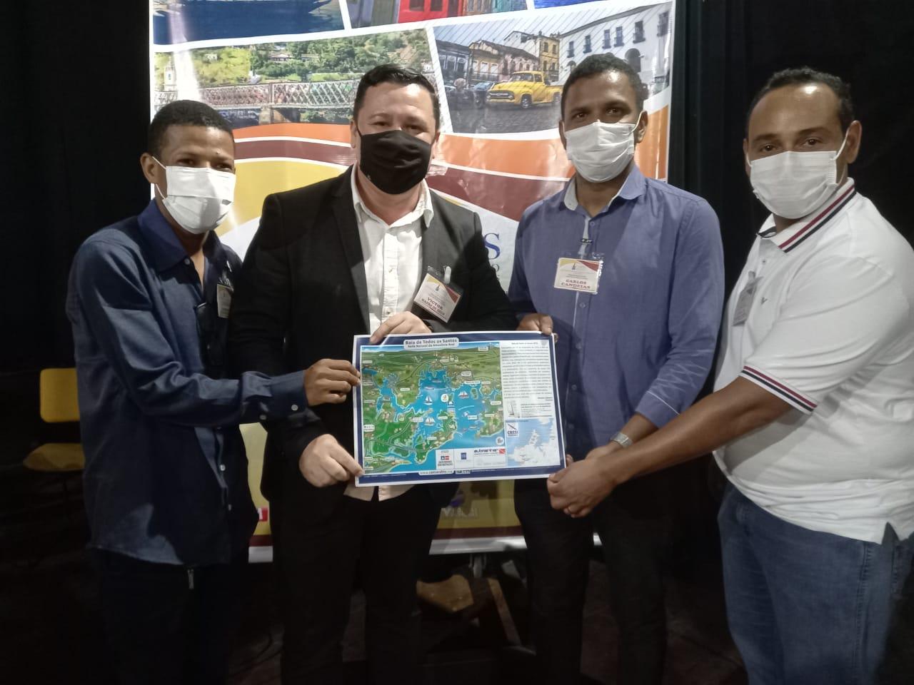 São Francisco do Conde integra Câmara e o Coletivo Territorial da baía de Todos-os-Santos – CTBTS