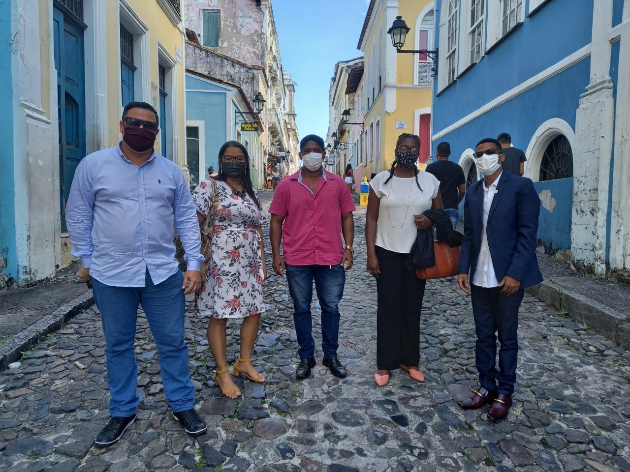 SETUR buscou parceria com Estado para o desenvolvimento de potenciais turísticos