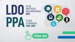 Prefeitura disponibiliza consulta pública on-line para LDO 2022 e PPA 2022 – 2025