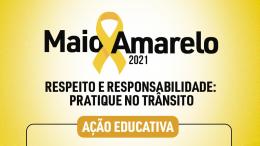 Maio Amarelo: São Francisco do Conde terá ação de conscientização no trânsito