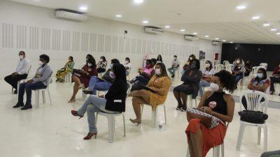 Prefeitura promoveu evento para tratar do combate a violência contra mulher