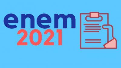Edital Enem 2021: Data de inscrição e pagamento é lançado pelo INEP