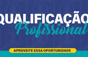 Inscritos no CadÚnico tem acesso a cursos gratuitos de qualificação profissional