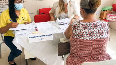 Projeto Assistência Social Itinerante teve início na Jabequara