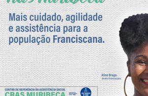 Muribeca vai ganhar um novo e moderno Centro de Referência de Assistência Social- CRAS