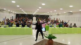 Formart D' Gente contou com 180 inscritos em oficinas para artistas e fazedores de cultura