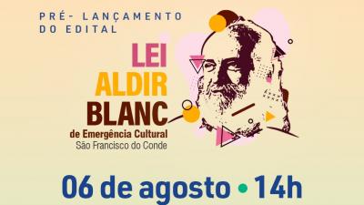 Prefeitura promove encontro com segmento artístico para Pré-lançamento do Edital da Lei Aldir Blanc