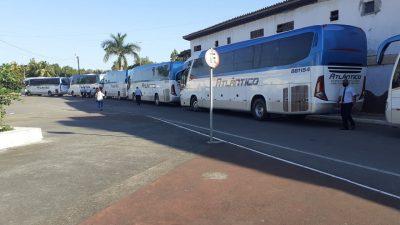 Prounifas: Transportes universitários retornam de forma parcial