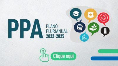 Conferência Municipal do Plano Plurianual – PPA 2022-2025 acontece dia 23 de setembro