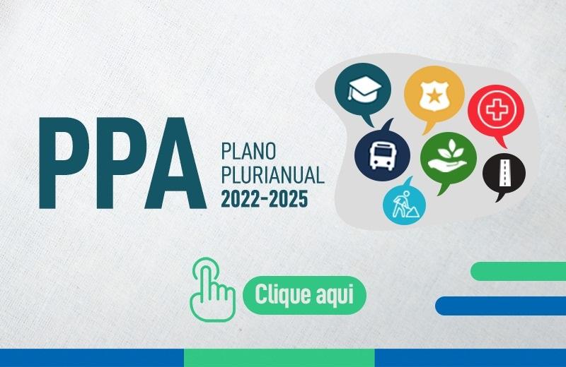 SFC terá Conferência Municipal para elaboração do Plano Plurianual – PPA 2022-2025