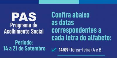 PAGAMENTO DO PAS – Mais um lote estará disponível nesta terça-feira (14)