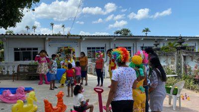 Dia das Crianças terá semana de brincadeiras e atividades lúdicas em serviços da Educação e da Saúde
