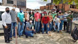 Circuito Integrado de Ações: SEMAP levou ações de sensibilização para o Caípe de Baixo